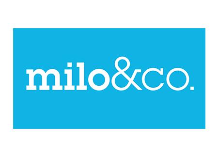Milo and co logo