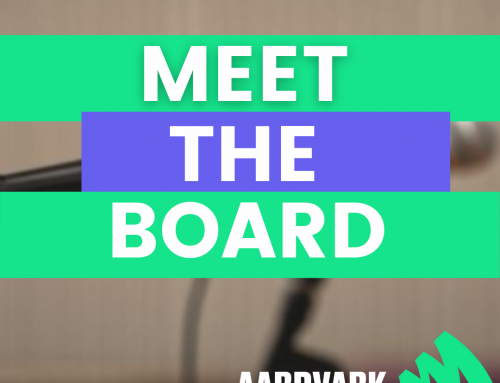 Get to know our Board members!